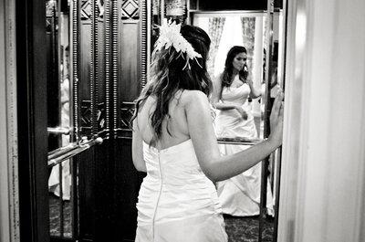Ser vos misma el día de tu boda, por Kelo Puime