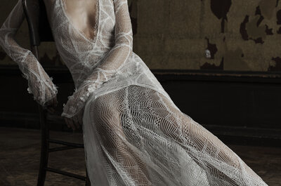 Vera Wang 2016 Spring Bridal Collection: Bare Elegance