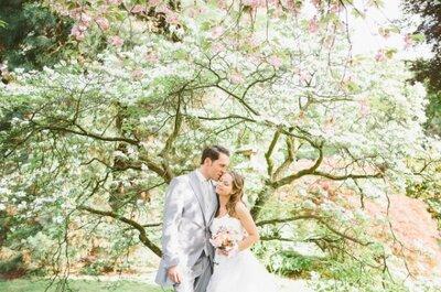 Frühlingserwachen: Alles, was Sie für eine Hochzeit im Frühling 2015 brauchen!