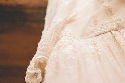Brautkleider für jede Figur: Diese Schnittformen schmeicheln Ihnen!