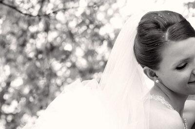 Acconciature da sposa originali per il 2015: le dritte dell'esperta