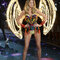 Martha Hunt no desfile de Victoria´s Secret.