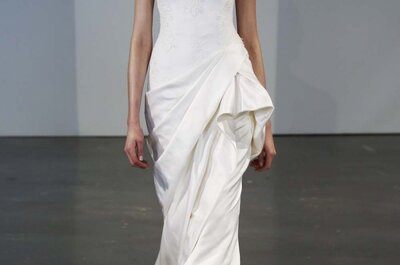Marchesa Spring 2014 Wedding Dresses: Fresh Romance