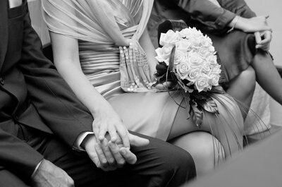Le fotografie di nozze più belle d'Italia del 2012