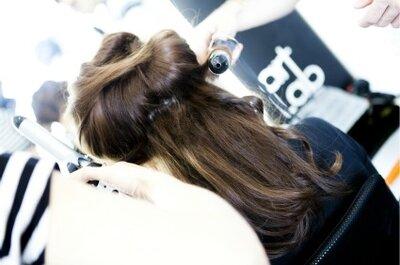 11 looks con peinados de novia 2012 descubiertos en Madrid Novias