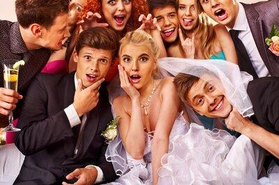 Wel of niet uitnodigen op je bruiloft?