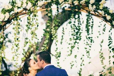 Diez formas de decorar tu ceremonia de boda