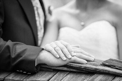 Bitte vermeiden: Diese 5 Dinge sollten Sie am Hochzeitstag nicht tun!