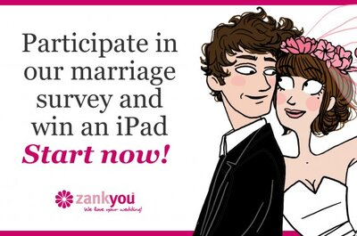 Zankyou's International Marriage Survey & iPad Giveaway!