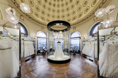 Nouvel espace mariage au Printemps Haussmann : on y fonce !