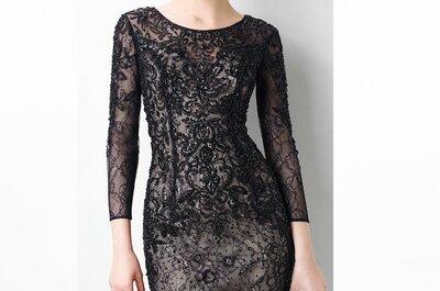 Festkleider mit Spitze: femenin, stilvoll und glamourös.