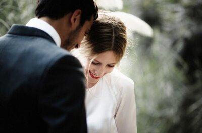 Cómo sentirse bien el día de la boda: guapa por dentro y por fuera