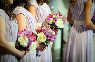 Cómo elegir a las damas de honor de tu matrimonio. 8 claves imprescindibles