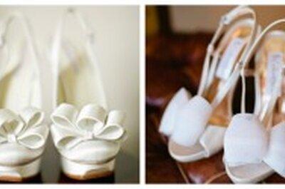 Passos de sonho: o sapato certo para as Cinderelas de hoje
