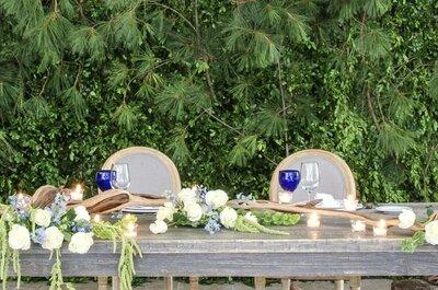 Un bosque en Morelos: ¡El lugar perfecto para tu boda!