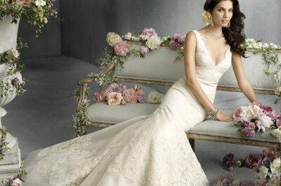 ¿Debería una novia alquilar su vestido de novia?