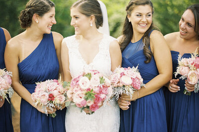 ¿Cómo decirle a una de tus amigas que no será la dama de honor en tu boda? ¡Te damos los mejores tips!