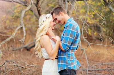 Cómo convencer a tu novio de realizar una sesión preboda: 9 razones indiscutibles