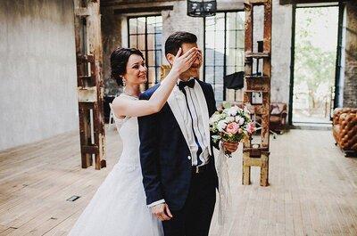Туз в рукаве: 5 способов заинтриговать гостей ко дню свадьбы!