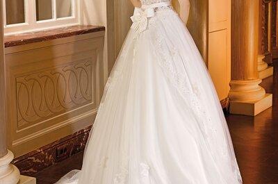 Robes de mariée 2017: Les plus belles tendances de la saison