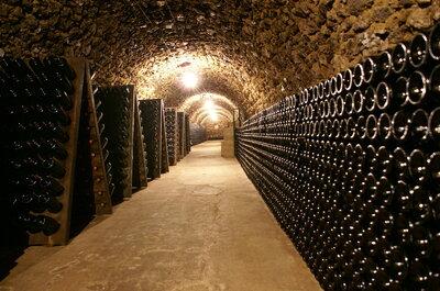Champagne Dourdon Vieillard : le goût de la tradition pour votre mariage