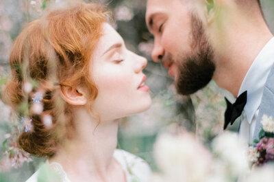 Живописная весна: свадебная съемка в стиле fine art в Сочи