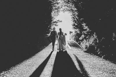 Sencillo, natural y emotiva: así debe de ser la fotografía de tu boda