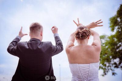 Bildbearbeitung bei Hochzeitsfotos - Der Wunsch nach traumhaften Bildern