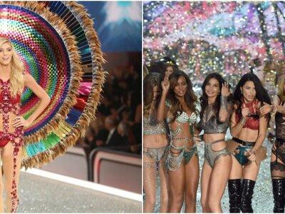 Los ángeles conquistan París con el desfile Victoria's Secret 2016