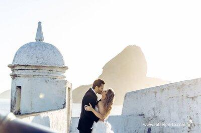 Vídeos de Casamento no Rio de Janeiro: conheça os melhores videomakers da Cidade Maravilhosa
