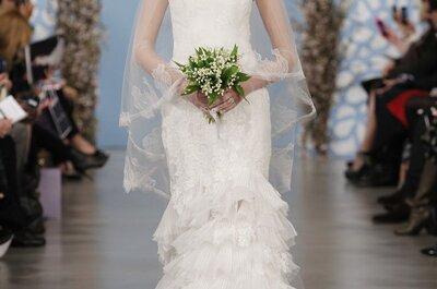 Suknie ślubne 2014: Kolekcja Oscar de la Renta
