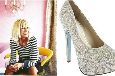 Betsey Johnson To Debut New Bridal Shoe Line This Month