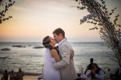 Casamento em Búzios: privacidade e conforto de frente para o mar!