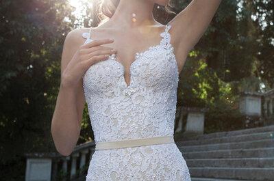 Suknie ślubne Berta Bridal 2014