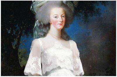Collezione Primavera Estate 2014 di Dolce e Gabbana: su Swide, sfila in passerella Marie Antoinette!