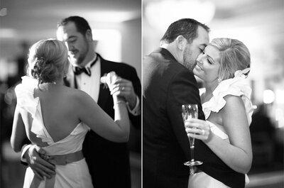 La foto de boda de la semana: Baile de novios