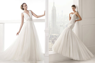 Trends in Tulle Wedding Dresses for Spring-Summer in 2015