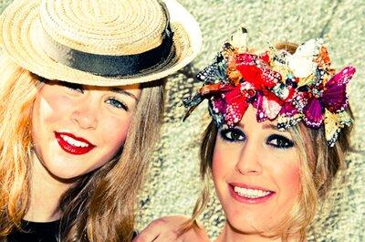 Das Accessoire für Hochzeitsgäste - modische Hüte