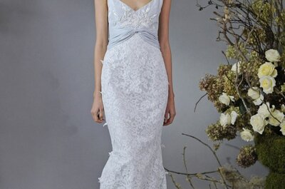 Suknie ślubne z kolekcji Elizabeth Fillmore 2014