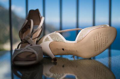 Dimmi che scarpe indosserai e ti dirò che sposa sei