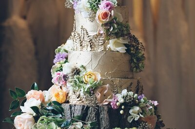4 styles for 4 Places: Fairy Tale Wedding in the Forest