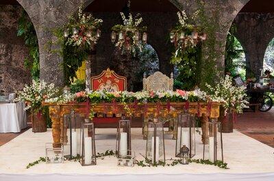 Wedding planner ideales para tu boda en Querétaro, un escenario ¡perfecto para ti!