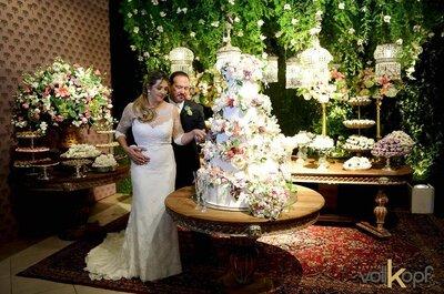 Casamento Débora & Paulo: destination wedding ultra sofisticado em Bonito - MS