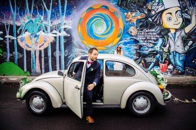 Haz un estudio fotográfico para tu boda en Bogotá: 5 sesiones que deberás tener