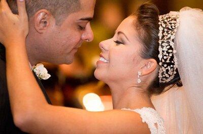 Naíla & Gustavo: casamento clássico impecável no Rio de Janeiro!