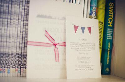 Convites de casamento: inspirações que nos chegam da Holanda