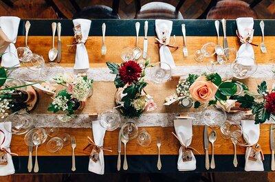 Die Sitzordnung bei der Hochzeit – Und wer sitzt neben dem Brautpaar?