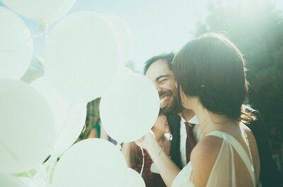 As 6 novas tendências na fotografia de casamentos