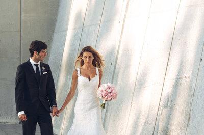 Mi boda, un sueño: el gran día de Miriam y Marc