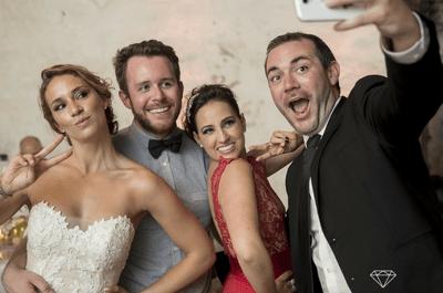 Eine gelungene Hochzeitsfeier – So lassen Ihre Gäste bei der Feier die Finger vom Handy